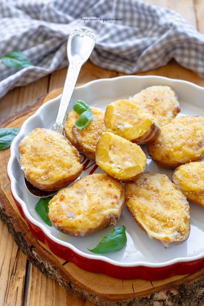 patate al forno ripiene