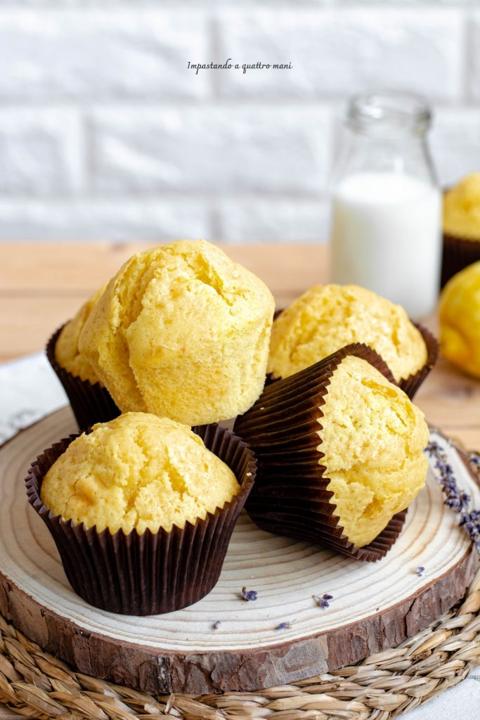 muffin soffici