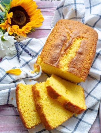plumcake al formaggio super soffice