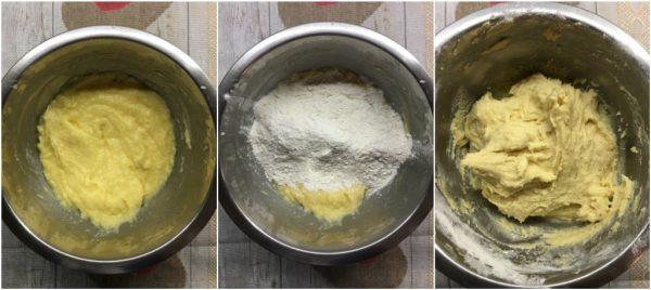 preparazione devil's food cake la torta di Nigella Lawson