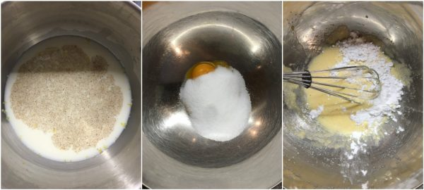preparazione base della crema pasticcera