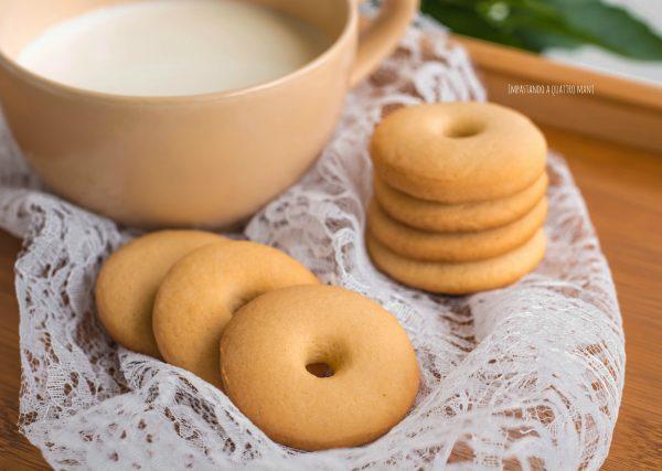 macine, biscotti alla panna