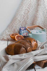 pan brioche arancia e cacao, o ciobar