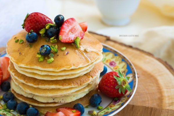 pancakes la colazione americana