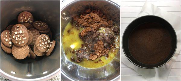 preparazione cream tart pan di stelle