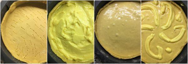 preparazione torta al limone simil mulino bianco