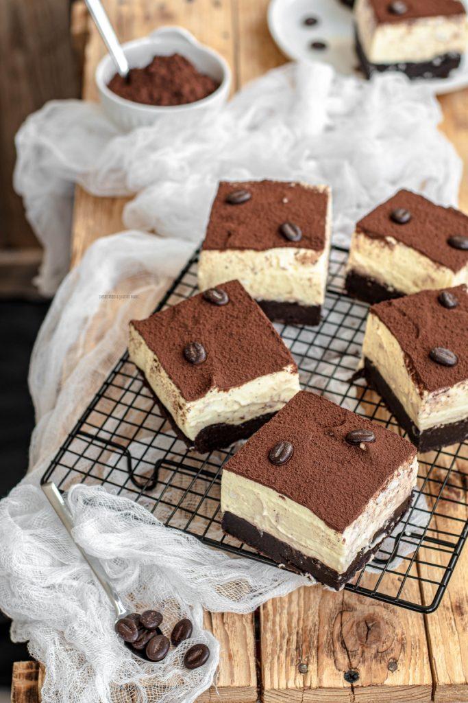 tiramisù brownies