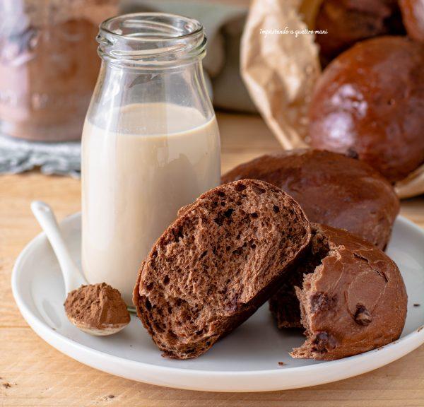 pangoccioli al cacao