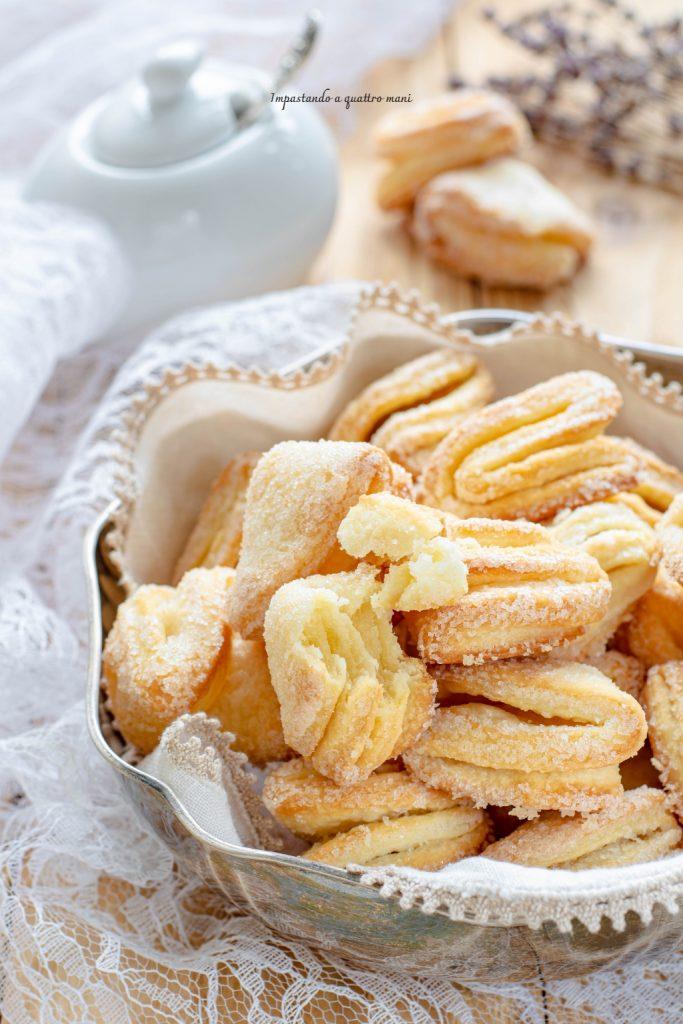 biscotti al formaggio russi