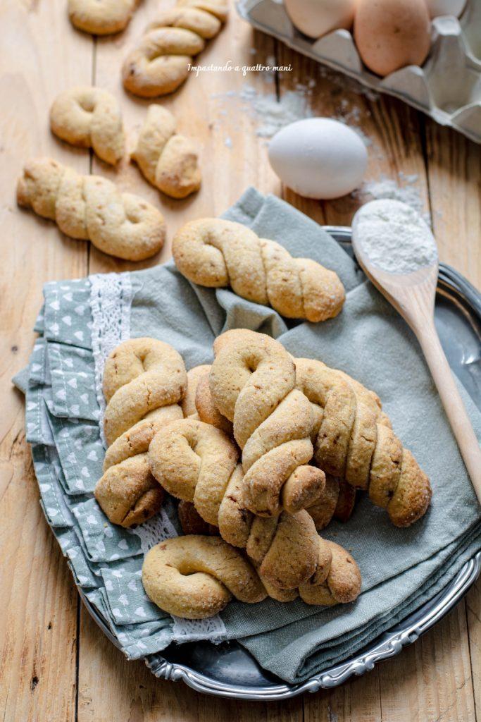 biscotti al miele e muscovado