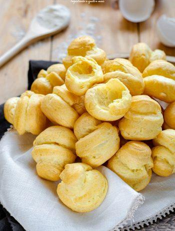 ricetta pasta choux
