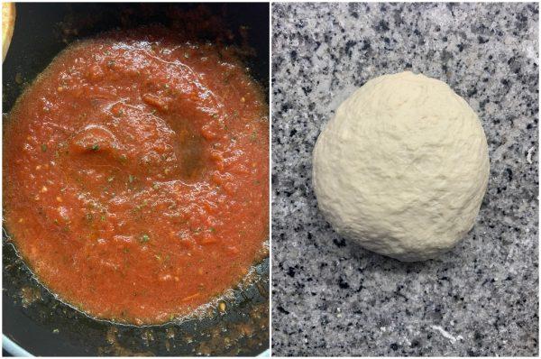 preparazione panzerotti in padella senza lievitazione